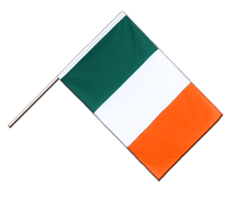 Ireland Hand Waver Flag ECO - 2x3 ft