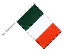 Italy - Hand Waving Flag ECO 2x3 ft