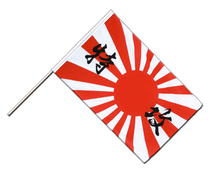 Japan kamikaze - Hand Waving Flag ECO 2x3 ft