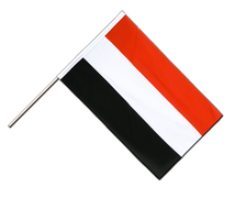 Yemen - Hand Waving Flag ECO 2x3 ft
