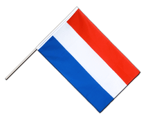 Luxembourg - Hand Waving Flag ECO 2x3 ft