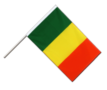 Mali - Hand Waving Flag ECO 2x3 ft