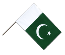 Pakistan - Hand Waving Flag ECO 2x3 ft
