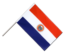 Paraguay Hand Waver Flag ECO - 2x3 ft