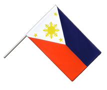 Philippines - Hand Waving Flag ECO 2x3 ft