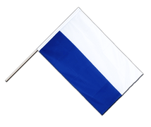 San Marino without crest - Hand Waving Flag ECO 2x3 ft