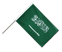 Saudi Arabia - Hand Waving Flag ECO 2x3 ft