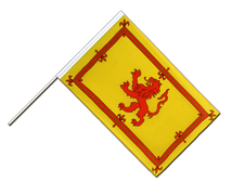 Drapeau Ecosse Royal Hampe ECO - 60 x 90 cm