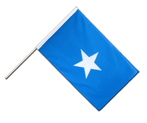 Somalia - Hand Waving Flag ECO 2x3 ft