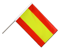 Spain without crest - Hand Waving Flag ECO 2x3 ft