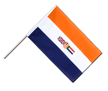 South Africa old - Hand Waving Flag ECO 2x3 ft