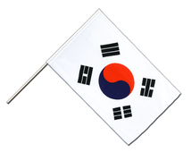 South Korea Hand Waver Flag ECO - 2x3 ft