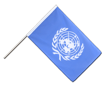 UNO Hand Waver Flag ECO - 2x3 ft