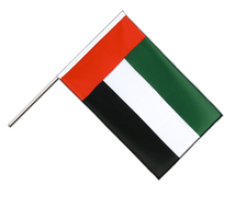 United Arab Emirates - Hand Waving Flag ECO 2x3 ft