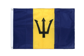Barbados - Grommet Flag PRO 2x3 ft