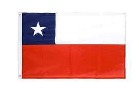Chile - Grommet Flag PRO 2x3 ft