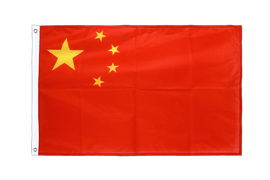 China - Grommet Flag PRO 2x3 ft