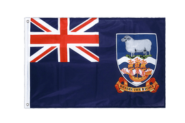Falkland Islands - Grommet Flag PRO 2x3 ft