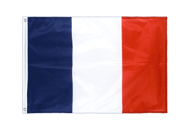 France Grommet Flag PRO - 2x3 ft