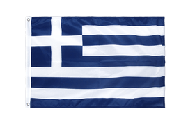 Greece Grommet Flag PRO - 2x3 ft