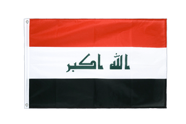 Iraq 2009 - Grommet Flag PRO 2x3 ft