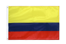 Colombia - Grommet Flag PRO 2x3 ft