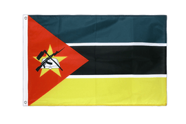 Mozambique - Grommet Flag PRO 2x3 ft