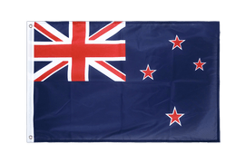 New Zealand - Grommet Flag PRO 2x3 ft
