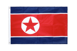 North corea - Grommet Flag PRO 2x3 ft
