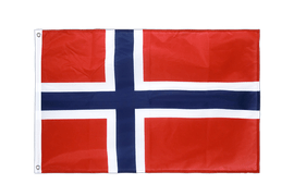 Norway - Grommet Flag PRO 2x3 ft