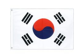 South Korea Grommet Flag PRO - 2x3 ft