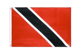 Trinidad and Tobago - Grommet Flag PRO 2x3 ft