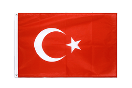 Turkey - Grommet Flag PRO 2x3 ft