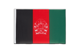 Afghanistan - Little Flag 6x9""