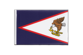 American Samoa - Little Flag 6x9""