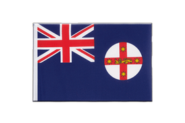 New South Wales - Little Flag 6x9""