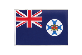 Queensland - Little Flag 6x9""
