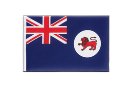 Tasmania - Little Flag 6x9""