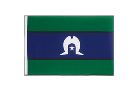 Torres Strait Islands - Little Flag 6x9""