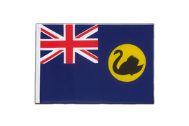 Australia Western - Little Flag 6x9""