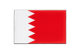 Bahrain - Little Flag 6x9""
