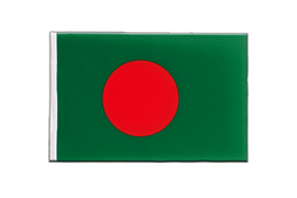 Bangladesh - Little Flag 6x9""