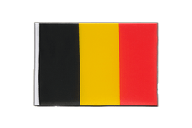 Belgium - Little Flag 6x9""