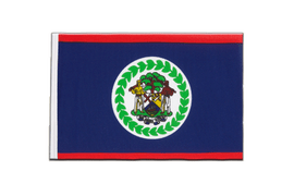 Belize - Little Flag 6x9""