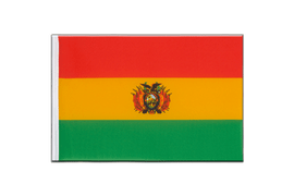 Bolivia - Little Flag 6x9""