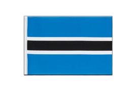 Botswana - Little Flag 6x9""