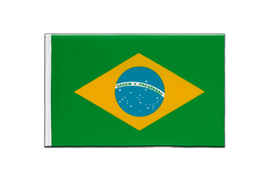 Brazil - Little Flag 6x9""