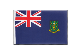 British Virgin Islands - Little Flag 6x9""