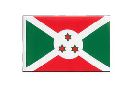 Burundi - Little Flag 6x9""