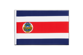 Costa Rica - Little Flag 6x9""